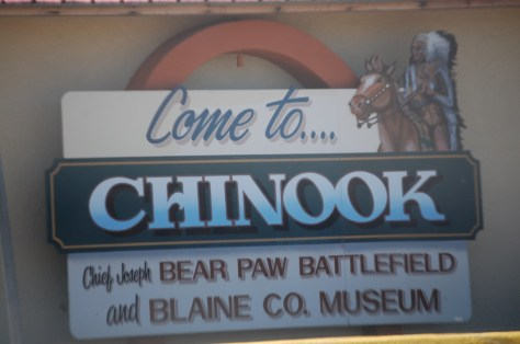 Chinook, Montana