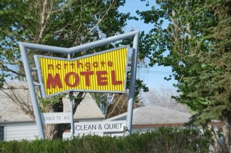 Northgate Motel in Conrad, Montana