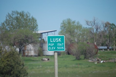 Lusk, Wyoming