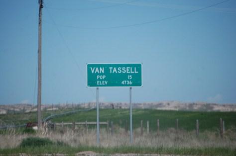 Van Tassell, WY