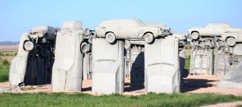 Carhenge - May 2014