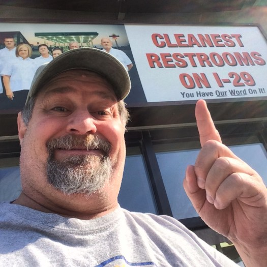"Sapp Brothers in Nebraska City, the ""Cleanest Restrooms on I-29"""