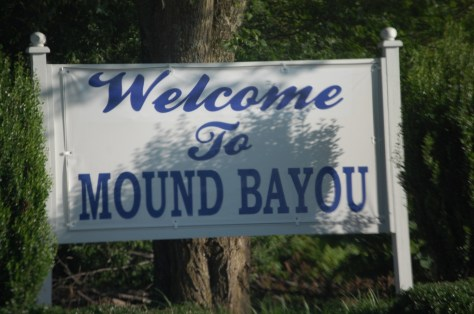 Welcome to Mound Bayou, MS