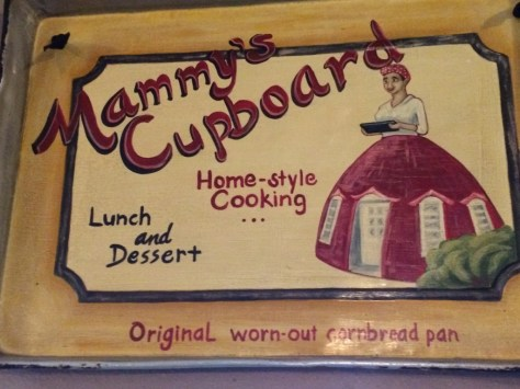 Mammy's Cupboard Sign