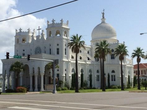 Sacred Heart Catholic Church in Galveston