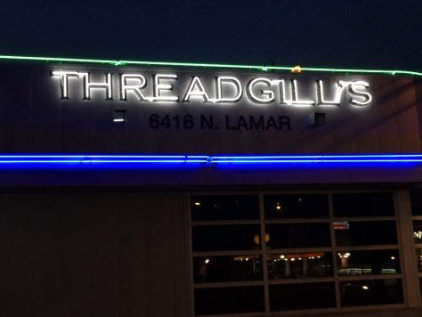 Threadgills in Austin