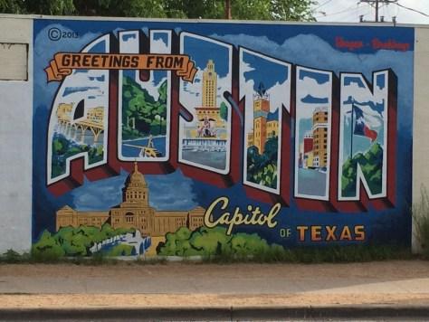 Welcome to Austin Mural - Austin, TX