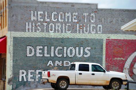 Welcome to Historic Hugo, OK