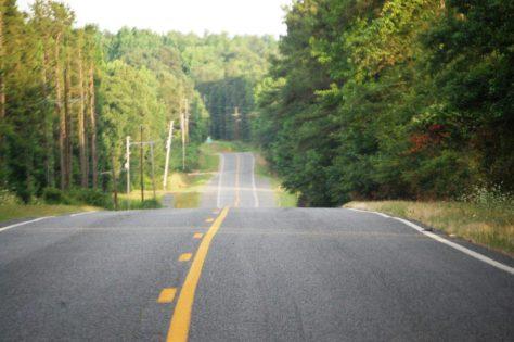 Arkansas Hwy 8 near Amity, AR