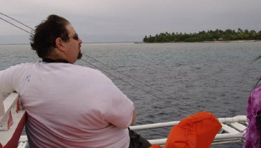 Island Hopping in the Philippines in 2006
