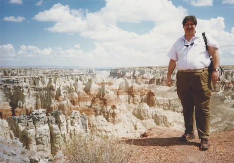 Coal Mine Canyon in Northern Arizona, 1990