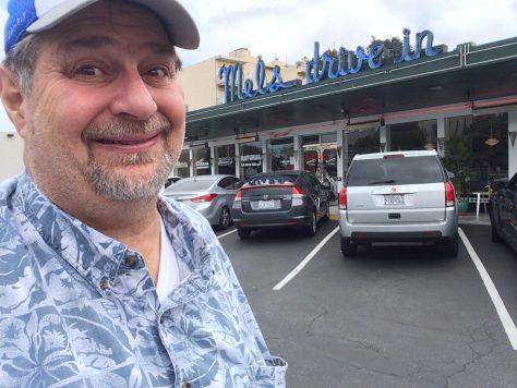 Sumoflam at Mel's Drive-in in San Francisco