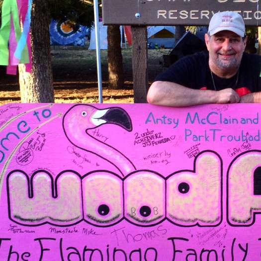 Welcome to Woodflock!