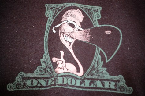"An oldie but a goodie...the ""Everything's a Dollar"" t-shirt (and yes, another song)"