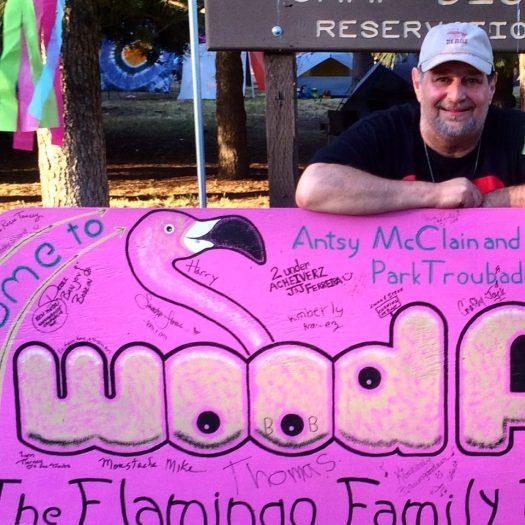Happy Me at Woodflock