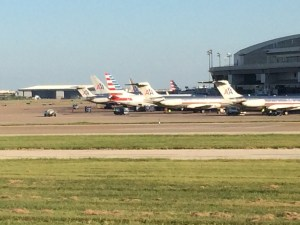 DFW International Airport American Airlines Terminal