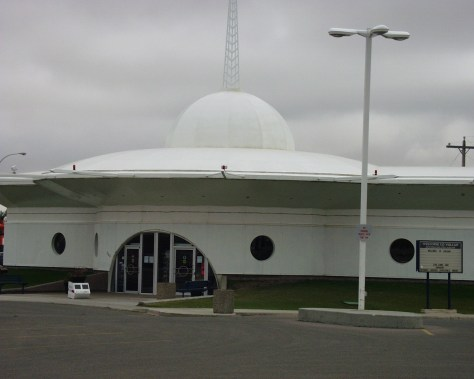 Star Trek Museum in Vulcan, Alberta