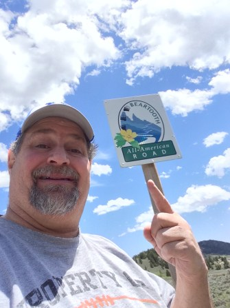 Visiting the Beartooth Scenic Highway in Wyoming in 2014