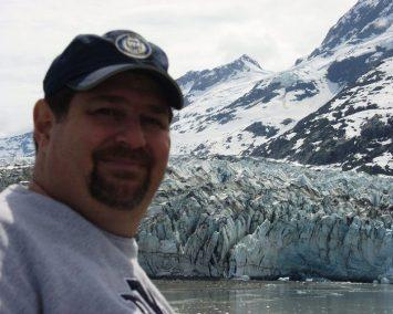 Glacier Bay National Park in Alaska in 2004