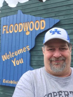 Floodwood, MN in 2014..on US Hwy 2