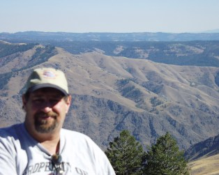 Hell's Canyon in Oregon in 2007