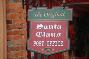 Original Santa Claus, IN Post Office