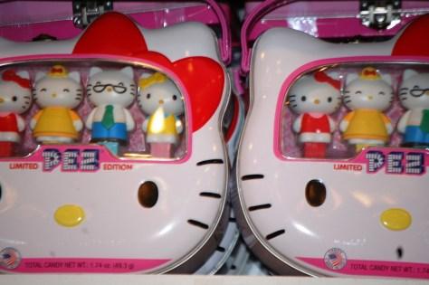 Hello Kitty Collector PEZ