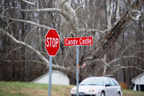 Candy Castle Road