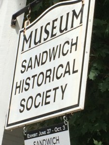 Sandwich, NH - Discovered that you cannot buy a sandwich in Sandwich, NH