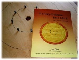 Crokinole Book