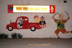 Mural in Hatch, NM