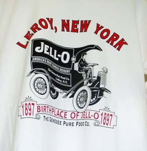 Jell-o Museum in LeRoy, New York