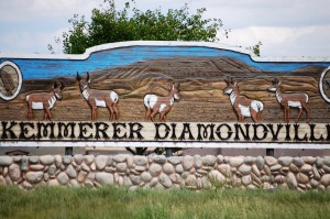 Welcome to Kemmerer-Diamondville, Wyoming