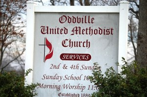Oddville United Methodist Church, Oddville, KY