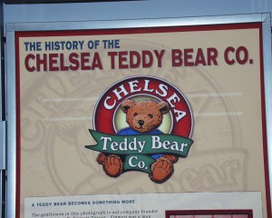 Chelsea Teddy Bear Company, Chelsea, MI