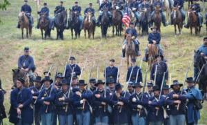 Perryville Battlefield ReEnactment