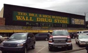 Wall Drug Store, Wall, SD