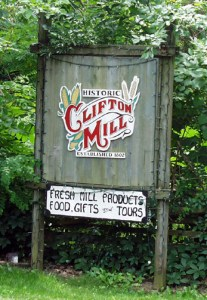 Clifton Mill in Clifton, OH