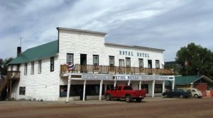 Old Hotel/Bar in Yampa, CO