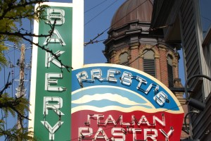 Presti's Bakery, Little Italy