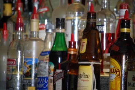Full Bar at Guarino's