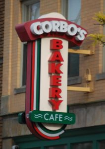 Corbo's Bakery, Little Italy