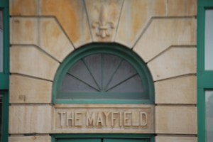 Old Hotel Front - The Mayfield
