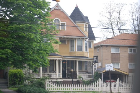The House from the 1983 movie A Christmas Story