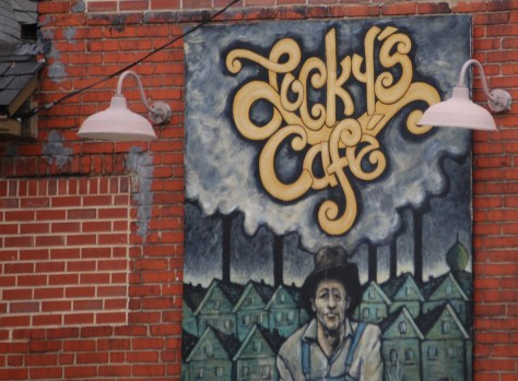 Lucky's Cafe in Clevelend