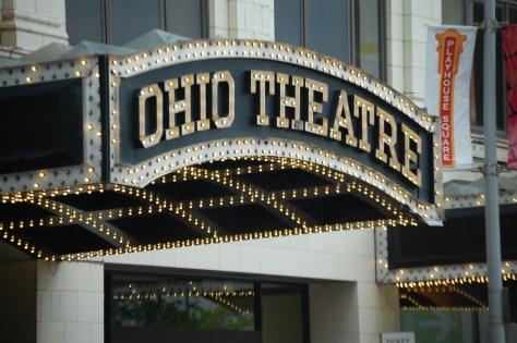Cleveland's Ohio Theatre