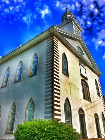 Kirtland Temple, Kirtland, OH