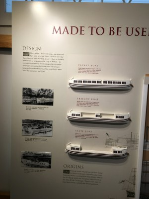 Boats of the Erie Canal