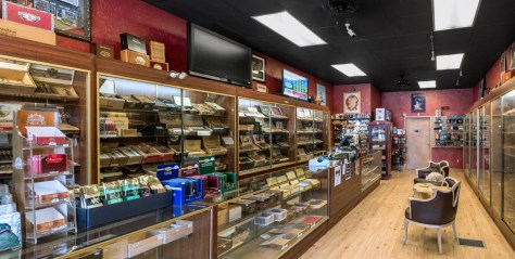 The Mayfield Smoke Shop is an inviting place...a gathering place for all. (Photo courtesy of Mayfield Smoke Shop)