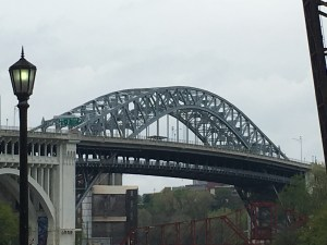 Steel Span of Detroit-Superior Bridge